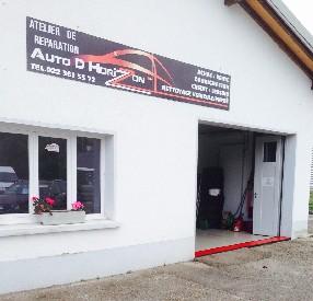 logo Garage Auto D Horizon SA